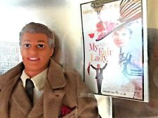 Ken as Henry Higgins*My Fair Lady Barbie*Hollywood Legends Collection NRFB