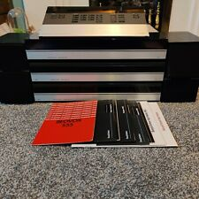 More details for band & olufsen 5000 b&o hifi system beogram 5005 beocord beomaster beovox bundle