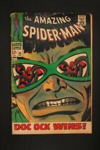 Amazing Spider-Man #55 - MARVEL Comics