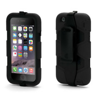 GRIFFIN SURVIVOR ALL TERRAIN CASE FOR APPLE IPHONE 6/7/8 - BLACK - GB38903