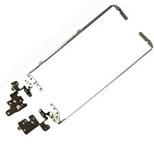 Lcd Hinge Bracket Set for HP 450 G1 455 G1 Laptops
