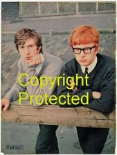 Peter & Gordon UK '60s Fabulous 208 mag poster