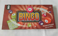 Bingo Board Game by GN Games Age 5+ Family Fun Party *NEW SEALED*