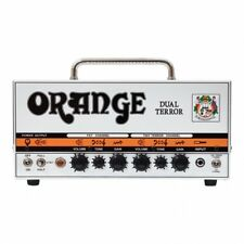 Orange DUAL TERROR 30 WATT TWIN CHANNEL ALL VALVE AMP HEAD -   Ships FREE U.S.