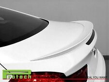 Unpainted M6 Look Trunk Lip Spoiler Wing 2011-2014 BMW F13 640i 650i 2Dr Coupe