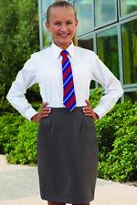 Blue Max Banner School Uniform Girls Salisbury Straight Skirt