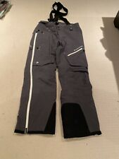Peak Performance Heli Alpine Pants. Medium. Grey.