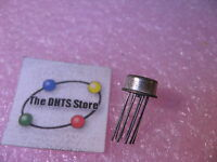 ECG909 IC Sylvania OpAmp Metal Can Package  - NOS Qty 1