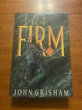 The Firm By John Grisham 1st Edition First Printing 1991