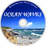 NATURAL SOUNDS CD SEA WAVES FOR RELAXATION, MEDITATION, STRESS, SPA & DEEP SLEEP