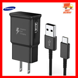 2A 9V Fast Charging USB Power Adapter Plug Wall Charging Brick+Free Type C Cable