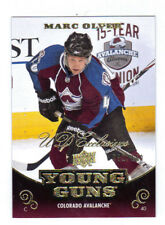 10-11 Upper Deck Marc Olver Young Guns Exclusives Rookie Card RC #216 031/100