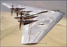 1/32 Scale Northrop XB-35 Flying Wing Plans, Templates and Instructions 64ws
