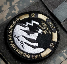 KANDHARA TALIZOMBIE© WHACKER PRO-CLUB ISAF AFGHAN NATIONAL ARMY COMMANDO APU SSI