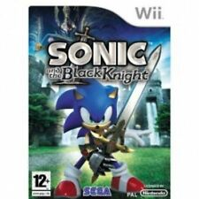 Sonic and the Black Knight Wii NEW And Sealed (Nintendo Wii, 2009) - UK Version