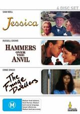 Jessica / Hammers Over the Anvil / The Fringe Dwellers (DVD, 2008, 4-Disc Set)