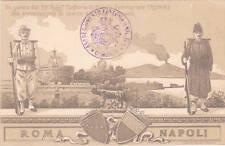 * MILITARE WWI - 35° Regg.Fanteria Milizia Roma Napoli