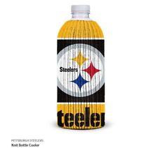 Pittsburgh Steelers Stoff Flaschenkühler NFL Football Knit Bottle Cooler