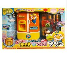 US SELLER Pororo Baby Refrigerator Toys & Hobbies TV Character Toys Ice Slot