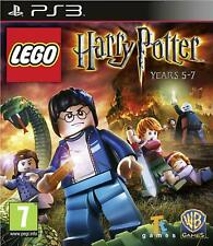 PS3 LEGO HARRY POTTER YEARS 5-7 KIDS GAME REGION FREE