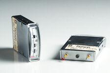 RARE Vintage Pioneer edgewise / vertical VU meter 673140 for stereo receiver