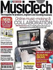 Music Tech magazine Online collaboration Loops build Arturia the Factory Logic
