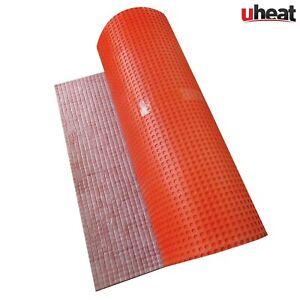 Crack Isolation Waterproofing Decoupling Membrane Mat for Tiles Uncoupling