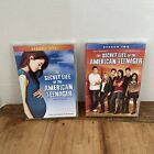 THE SECRET LIFE OF THE AMERICAN TEENAGER Complete Season 1 & 2 DVD TESTED VGC