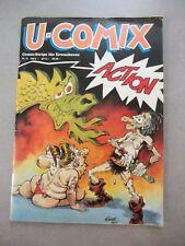 Comic u – Comix nº 75 – 1986 Binet – gosczinny – Lauzier