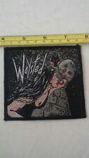 Waysted sew on patch