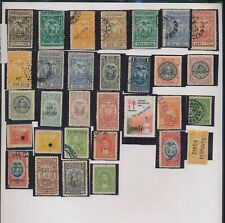 XC21813 Ecuador mixed thematics fine lot used