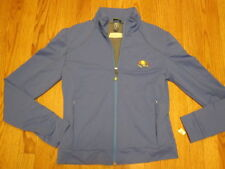 GOOGLE logo Ladies TRACK JACKET Large LG Blue NEW without TAGS NWOT Icarus Proje