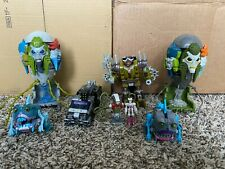 Transformers Generations Quintesson LOT Pit of Judgement Army Drone Gnaw Judge