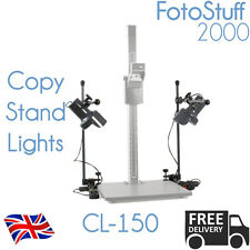 LED Copy Stand Light Pair CL 150 For use with most Copy Stands Rostrums CL 150