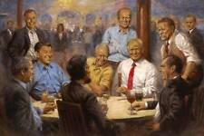 Donald Trump Republicans Art Wall Indoor Room Outdoor Poster - POSTER 24x36