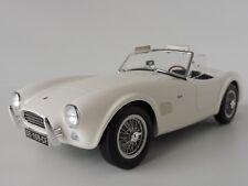 1 18 Norev AC cobra 289 1963 White