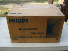 Box of 60 - Philips 50R20, 50 Watt R20 Reflector Flood Lamp 115-125V
