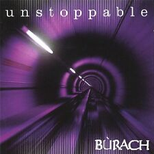 BURACH Unstoppable contemporary Scottish Folk Rock chili fiddle scot hot red NEW