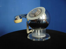 Very rare Space Age Ball Table Phon from USA 1960s