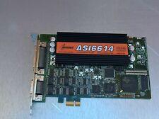 AudioScience ASI6614 Broadcast AES/EBU Digital & Balanced Analog Sound Card