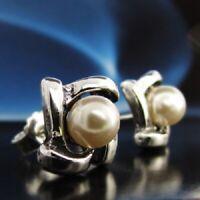 Swarovski Silber 925 Ohrringe Damen Schmuck Sterlingsilber S0130