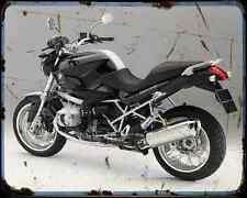 Bmw R 1200R Classic 11 2 A4 Metal Sign Motorbike Vintage Aged