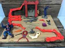 1980s MOTU He-Man Accessories He-Man Weapons lot Masters of the Universe Mattel