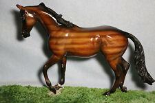 Peter Stone Woodgrain Thoroughbred Horse Special Run # Tb 20002 Light