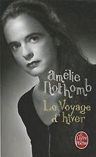 Le Voyage D'Hiver Amelie Nothomb