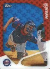 2010 Topps Baseball 2020 #T11 Joe Mauer Minnesota Twins