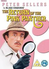 The Return Of The Pink Panther (DVD) Peter Sellers, Christopher Plummer