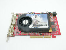 PowerColor ATI Radeon x1650XT 256MB AGP PC Graphics Card (RARE CARD)