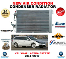 FOR VAUXHALL ASTRA H ESTATE AIR CON CONDENSER 2004->2010 1.4 1.6 1.8 OE QUALITY