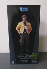 "Luke Skywalker Rebel Hero Yavin IV STAR WARS Sideshow 12"" 1/6 Scale EXCLUSIVE"
